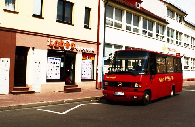 Wieluń: Tańsze bilety, droższe parkowanie