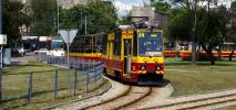 Łódź: Dwukierunkowe 805Na jednak na ŁTR