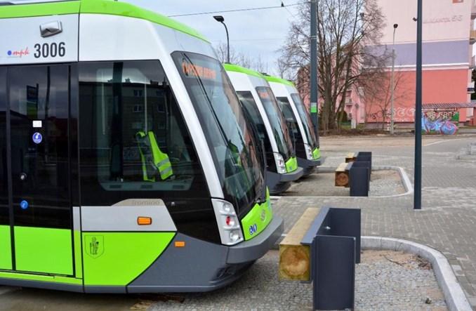 Olsztyn dokupi tramwaje od razu na II linię