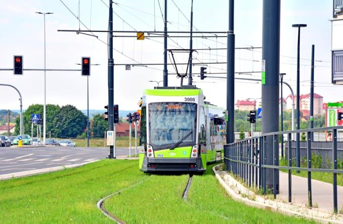 Ponad sto lat zielonych torowisk tramwajowych