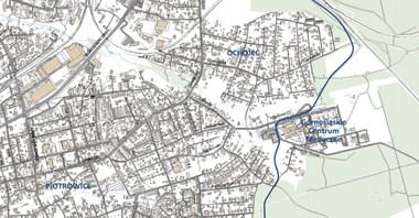 SWECO zaprojektuje tramwaj na południe Katowic. Zabudowę ominie bokiem