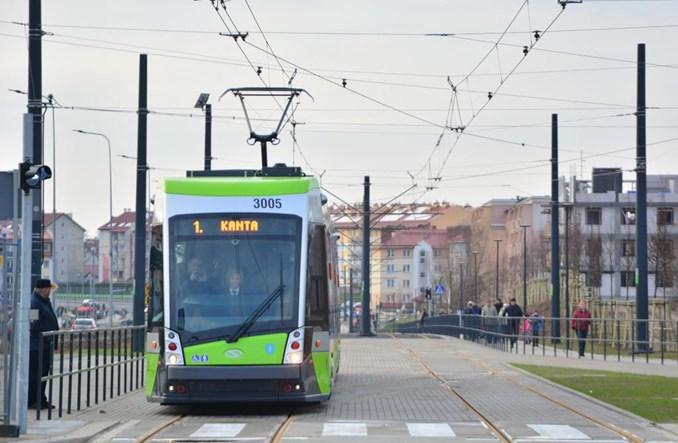 Olsztyński tramwaj dzieli urzędników i społeczników