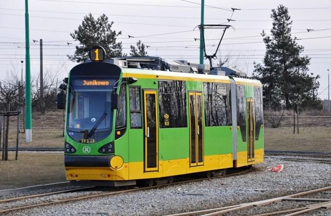 Jaśkowiak: Musimy się przygotować do tramwaju na Naramowice. Budowa po 2018 r.