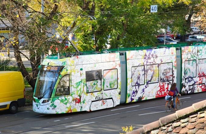 Ruszyło międzynarodowe połączenie tramwajowe Szwajcaria – Niemcy