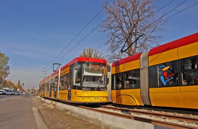 Tramwaje Warszawskie z ofertami na priorytet na Radiowej i Dywizjonu 303