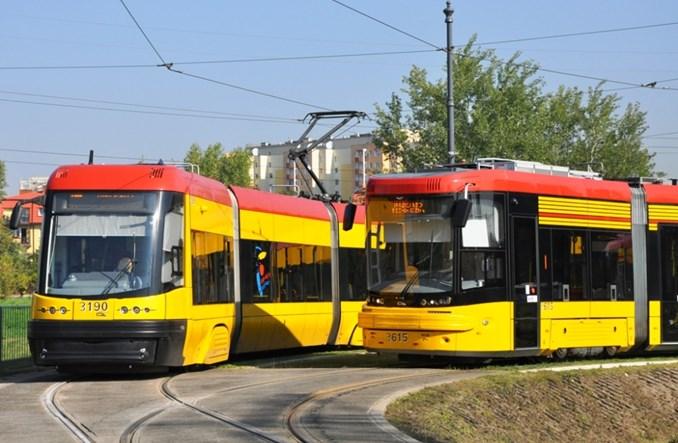 Głośne warszawskie tramwaje. To nie przez wózki