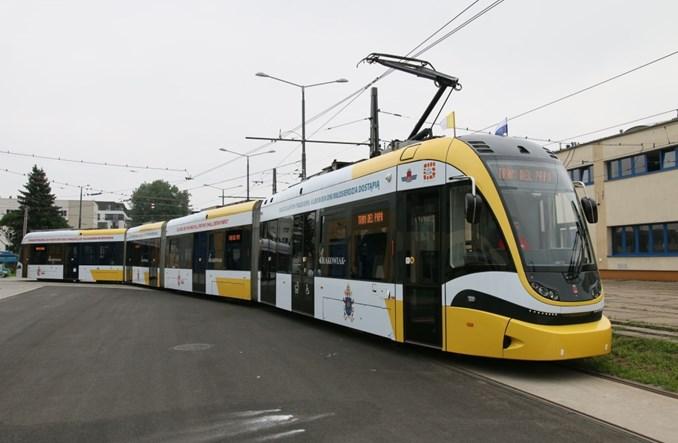 Kraków: Papieski tramwaj zachowa swoje barwy