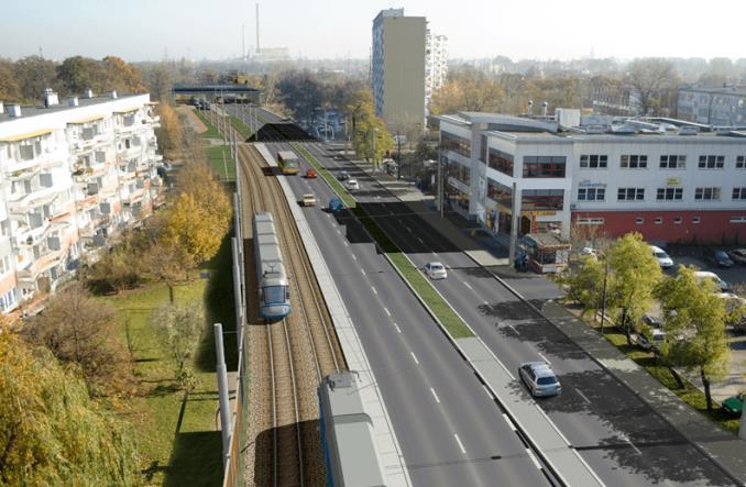 Wrocław: Jesienią przetarg na tramwaj na Popowickiej