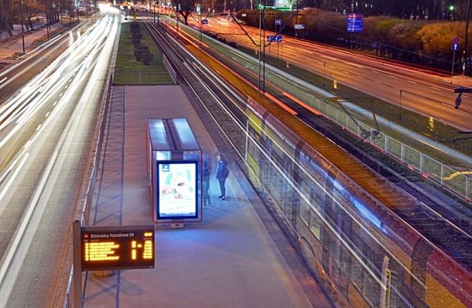 Warszawa: Szybciej tramwajem przez skrzyżowania. Wykonawcy wybrani