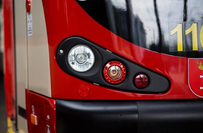 Ostatni zmodernizowany tramwaj N8C z Kassel jest już w Gdańsku