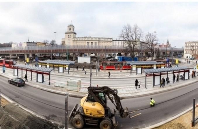 Centrum przesiadkowe w Chorzowie już działa