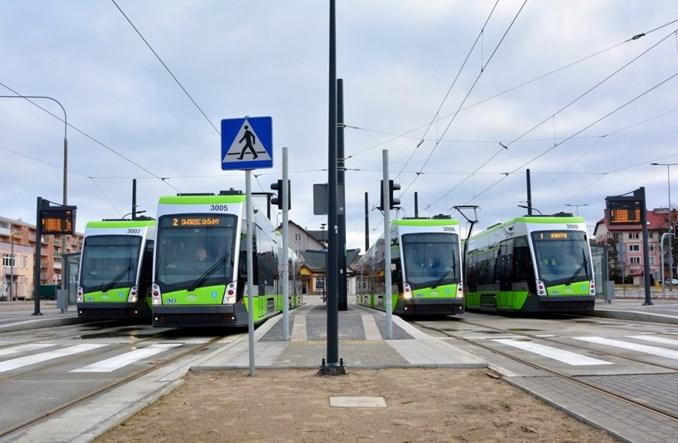 Olsztyn zarezerwował środki na tramwaje w budżecie na 2020 r.