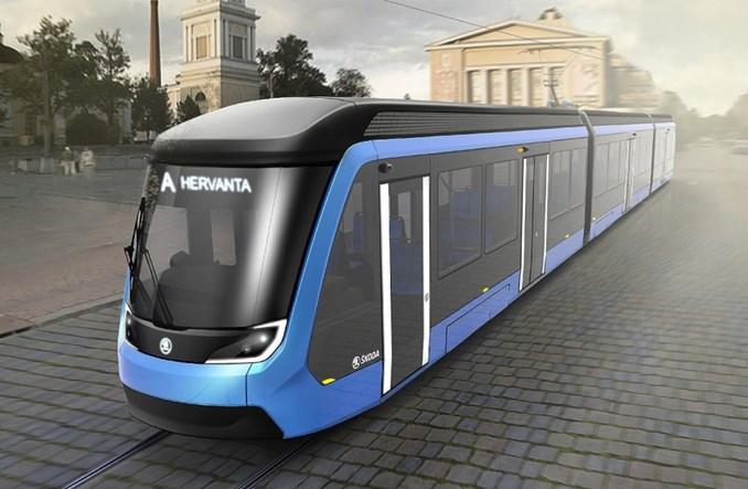 Finlandia. Transtech dostarczy tramwaje dla planowanej sieci w Tampere