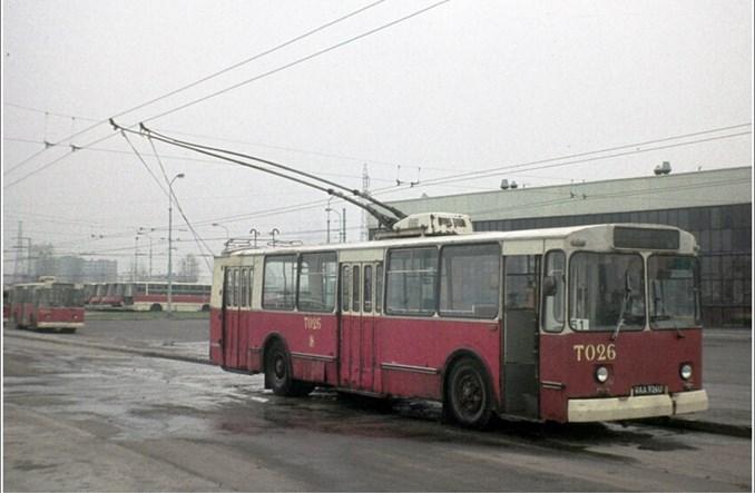 Trolejbusy. Elektryczne zawalidrogi? Cześć IV