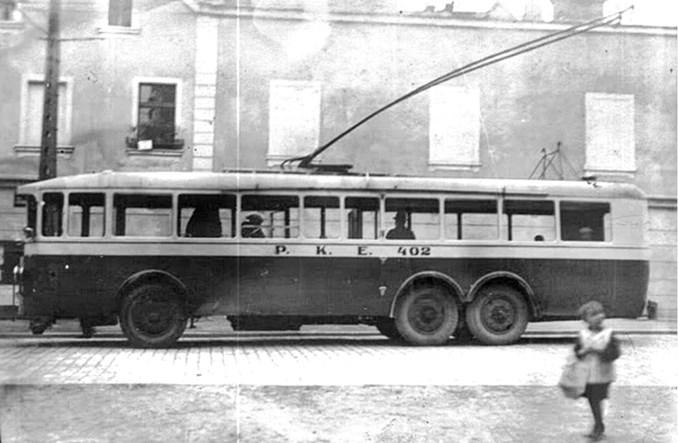 Trolejbusy. Elektryczne zawalidrogi?