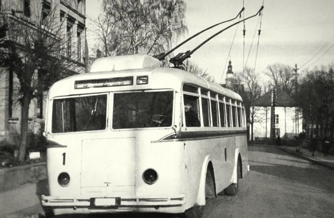 Trolejbusowe szaleństwo Olsztyna