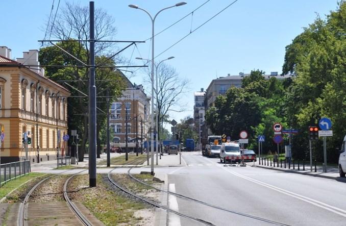 Tramwaje Warszawskie usuną torowisko na Jagiellońskiej w 2018 r.