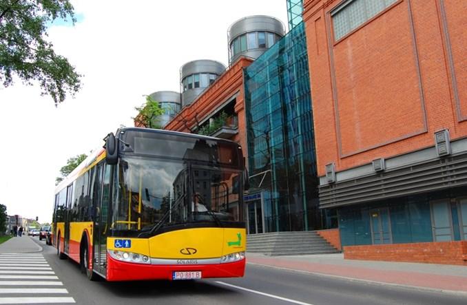 Solaris dostarczy autobusy do Żywca