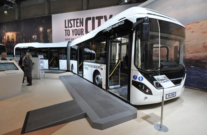 Kortrijk 2015. Volvo, czyli stoisko z misją