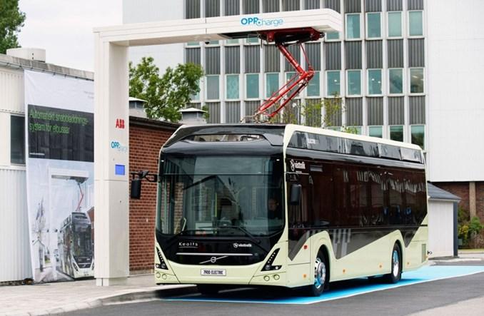 Luksemburg. Inauguracja systemu autobusów elektrycznych OppCharge