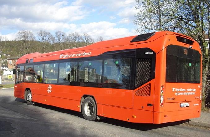 Wiedeń wprowadza autobusy hybrydowe
