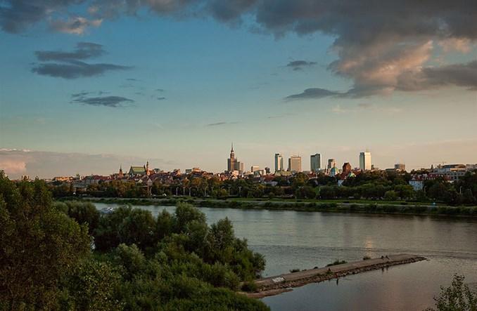 Gdzie się kończy metropolia warszawska?