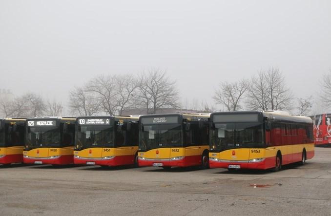 Warszawa. Arriva z 50 autobusami ruszyła na ulice
