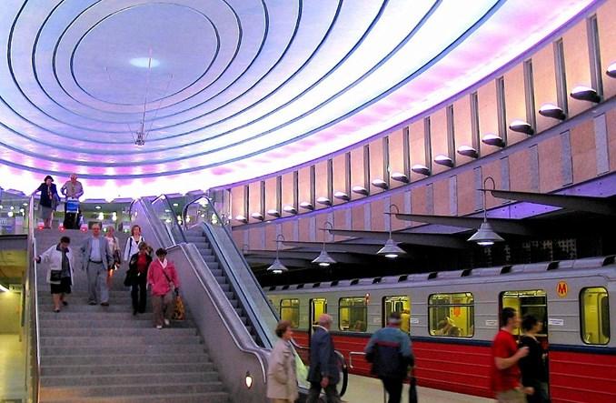 Marzenie o żółto-czerwonym metrze