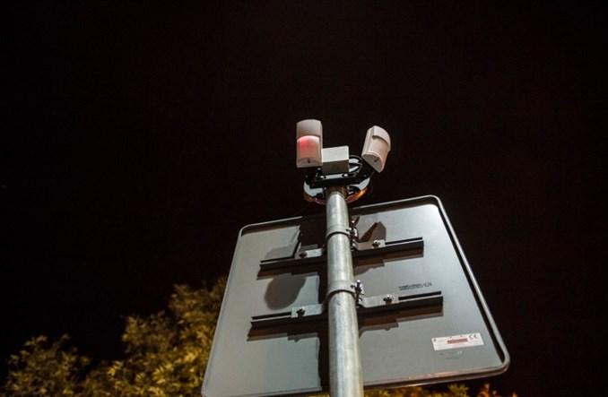 Warszawa. ZDM zamontował aktywne przejście dla pieszych