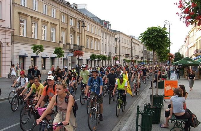 Warszawa. Czy nowe standardy rowerowe będą dobre?
