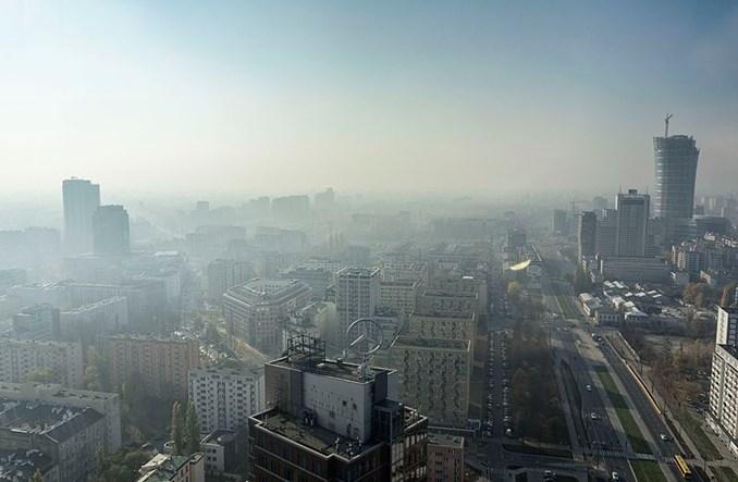 Warszawa tworzy WIP – algorytm do informowania o jakości powietrza