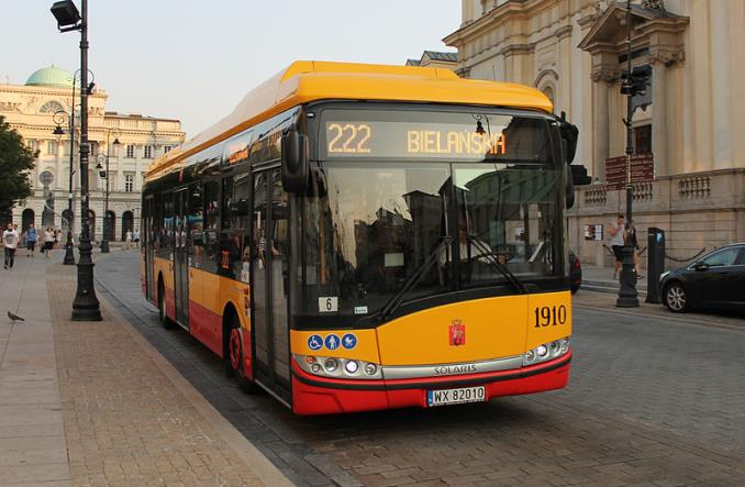 Warszawa kupi 130 autobusów elektrycznych do 2020 r.