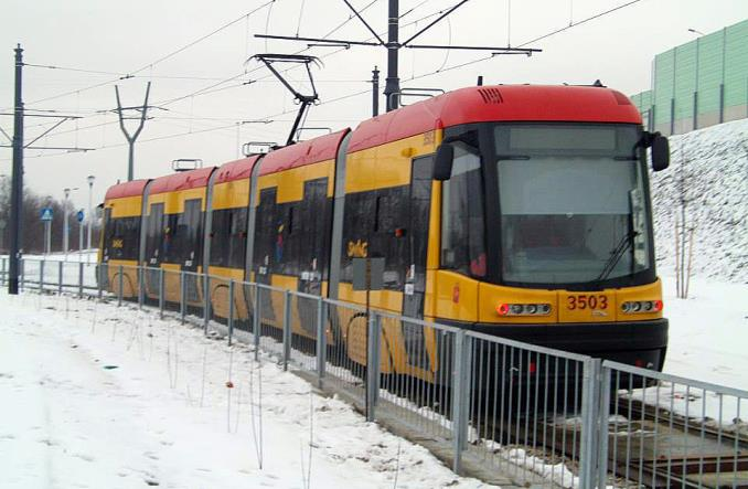 Warszawa: Sześć firm i konsorcjów chce budować tramwaj na Tarchomin