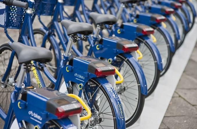 Krakowski rower publiczny IV generacji
