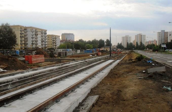 Jest przetarg na kolejny odcinek tramwaju na Tarchominie