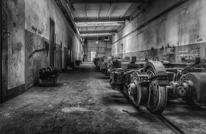 Łódź: 115 lat zajezdni Chocianowice [zdjęcia]