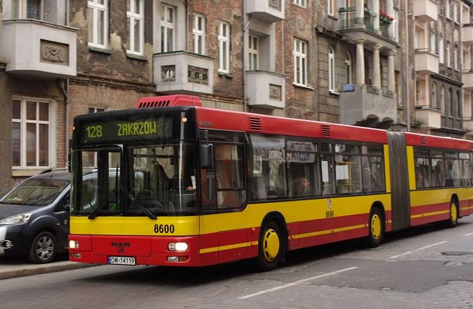 Wrocław szuka przewoźnika dla linii podmiejskich