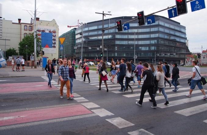 We Wrocławiu zaczyna działać Społeczny Rzecznik Pieszych