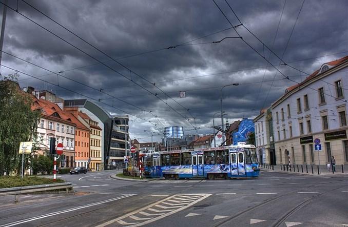 Wrocław: Pięciu chętnych na zaprojektowanie tramwaju na Jagodno