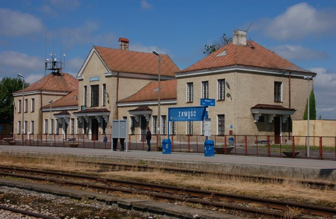 Władze miasta zainteresowane przejęciem dworca w Zamościu