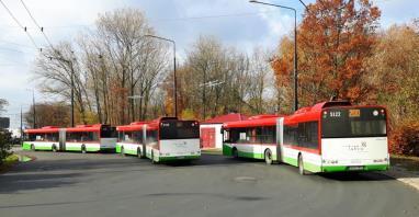 Lublin. Wszystkie autobusy MPK będą miały panele fotowoltaiczne